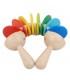 ابزار موسیقی جغجغه Plan toys