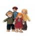 خانواده عروسکی Plan toys