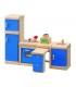 ست چوبی آشپزخانه Plan toys