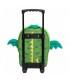 چمدان چرخدار بچگانه کوچک اژدها Okiedog