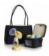 شیر دوش مینی الکتریک تکی به همراه کیف قابل حمل