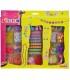 بسته دانه های رنگی Simba Art & Fun