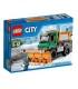 لگو مدل کامیون برف روب سری City