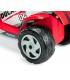 موتور سه چرخ قرمز شارژی برند Peg-Perego