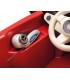 فیات 6V کنترلی قرمز برند Peg-Perego