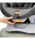 صندلی ماشین NextFit Zip رنگ زرشکی برند Chicco