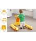 روروئک 3 کاره 123 رنگ زرد نارنجی برند Chicco