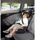 صندلی ماشین Viaggio 2-3 Surefix رنگ مشکی طوسی برند Peg Perego