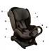 صندلي ماشين IZI Combi X3 Isofix رنگ ارغوانی خاکستری برند BeSafe