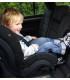 صندلي ماشين IZI Combi X3 Isofix رنگ دودی خاکستری برند BeSafe