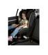 صندلي ماشين IZI Comfort X3 Isofix رنگ قرمز خاکستری برند BeSafe