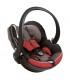 صندلی خودرو نوزاد/کریر مدل iZi Go رنگ قرمز / خاکستری برند BeSafe