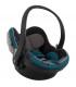 صندلی خودرو نوزاد/کریر مدل iZi Go رنگ آبی نفتی / خاکستری برند BeSafe