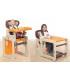 صندلي غذای میز تحریر شو مدل ACTIVA EVO برند Jane