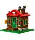 اسباب بازی ساختنی 3 در 1 مدل کلبه کنار دریاچه سری Creator برند Lego