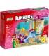 اسباب بازی ساختنی کالسکه سیندرلا سری Juniors برند Lego