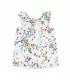 تاپ دخترانه سفید با طرح پروانه برند Wonder Kids