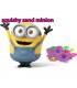 شن جادویی رنگی Squishy Sand