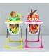صندلی غذای کودک طرح گل برند Cosatto