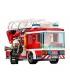 اسباب بازی ساختنی ماشین آتش نشانی سری City برند Lego