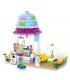 اسباب بازی ساختنی مدل بستنی فروشی برند Sluban