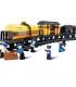 اسباب بازی ساختنی مدل قطار ویژه برند Sluban