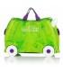 چمدان 3 کاره طرح دایناسور سبز برند Trunki