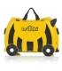 چمدان 3 کاره طرح زنبور زرد برند Trunki