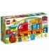 اسباب بازی ساختنی اولین کامیون من برند Lego