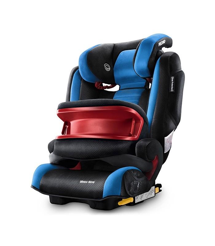 صندلی ماشین مدل Monza Nova IS رنگ Saphir برند Recaro