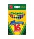 مداد شمعی قابل شستشو 16 تایی Crayola