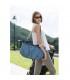 کیف مادر موندو آبی سرمه ای برند Okiedog