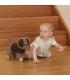 اسباب بازی کشیدنی سگ کوچولو Little Bird Told Me Percy Pup Pull Along