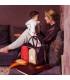 کیف لوازم مادر لاکچری چرم پاکاپاد Pacapod Firenze Claret