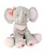 عروسک بزرگ فیل ناتو Nattou Cuddly 75cm Adele the elephant