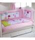 ست ملافه تخت نوزاد Aybi Baby Kokosh