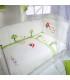 ست ملافه تخت نوزاد Aybi Baby Bird House