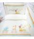 ست ملافه تخت نوزاد Aybi Baby Safari