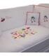 ست ملافه تخت نوزاد Aybi Baby Astronaut