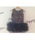 لباس رسمی دخترانه - مدل ثریا Bowtique