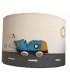 چراغ دیواری - مدل ماشین Nooma