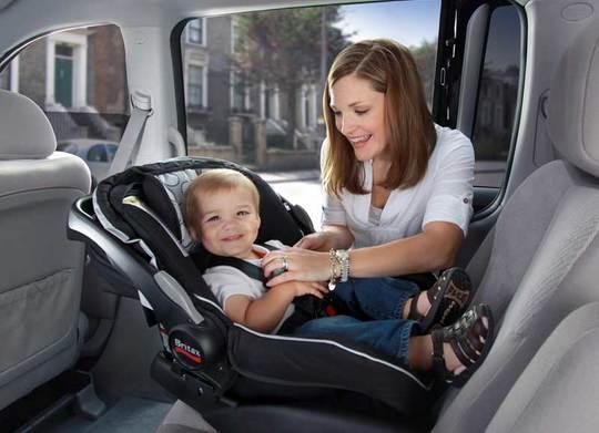 آموزش نصب صندلی ماشین کودک | ساتور