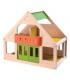 اولین خانه عروسکی چوبی من Plan toys