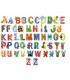 حروف الفبا تکی (آهنربایی و برچسب)