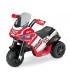 موتور سه چرخ قرمز برند Peg Perego