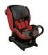 صندلي ماشين IZI Combi X3 Isofix رنگ قرمز خاکستری برند BeSafe