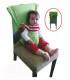 کمک صندلی غذا پارچه ای Sevibaby