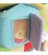 اسباب بازی کشیدنی حلزون نرم با خانه بامزه برند Little Bird Told Me