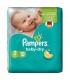 پوشک کامل بچه Pampers حاوی لوسیون، سایز 2 (33 عددی)