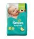 پوشک کامل بچه Pampers حاوی لوسیون، سایز 2 (58 عددی)
